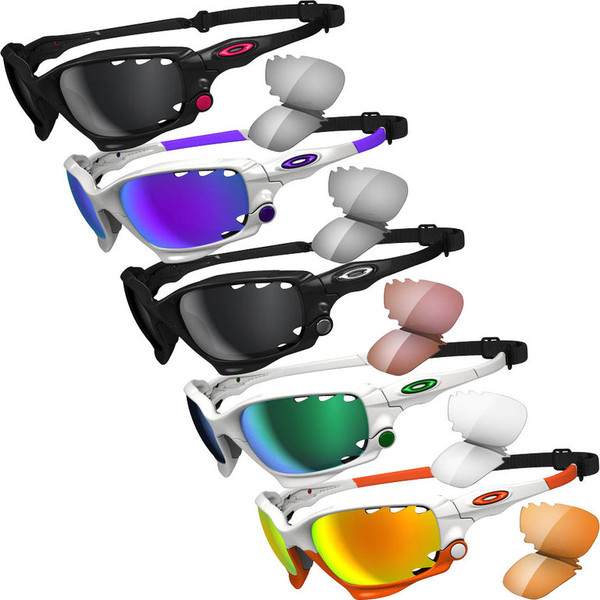 Lunette Oakley Racing Jacket